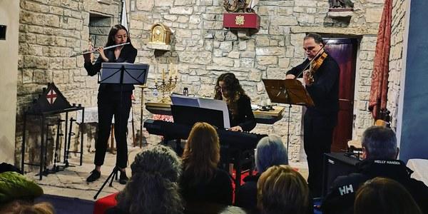 Alta-Riba acull el segon concert del Cicle de Concerts Nadalencs d'Estaràs
