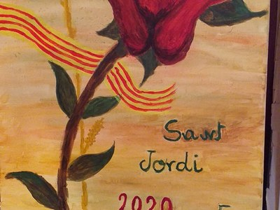 Bona diada de Sant Jordi