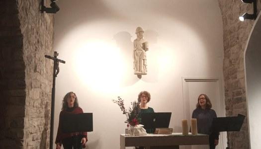 """Concert a Ferran dins el cicle cultural """"Vida a les Esglésies"""""""