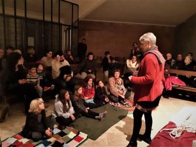Contacontes i encesa de llums de Nadal a Gàver en el Cicle de Concerts Nadalencs