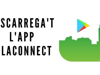 Descarrega't l'aplicació mòbil VILACONNECT per rebre tota la informació d'Estaràs