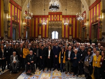 L'Ajuntament d'Estaràs present als actes organitzats per ACM i l'ajuntament de Barcelona
